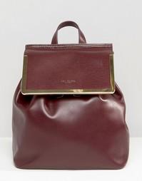 Рюкзак с металлической отделкой Ted Baker - Maroon