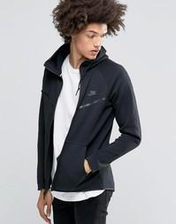 Черная ветровка Nike TF 805144-010 - Черный