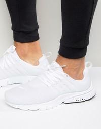 Белые кроссовки Nike Air Presto 848132-100 - Белый