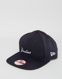 Бейсболка New Era 9Fifty NY Yankees - Темно-синий