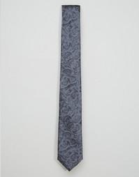 Галстук Noose & Monkey - Серый
