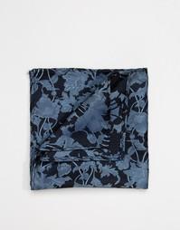 Платок для нагрудного кармана Noose & Monkey - Темно-синий