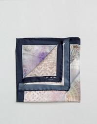 Шелковый платок-паше Ted Baker - Мульти