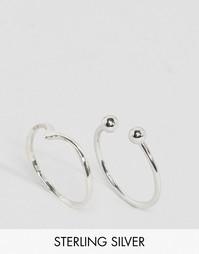 Серебряные кольца Kingsley Ryan - Серебряный