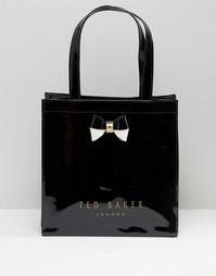 Маленькая черная сумка Ted Baker - Черный