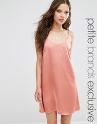 Платье-комбинация Glamorous Petite - Blush