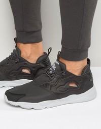 Черные кроссовки Reebok Furylite AQ9954 - Черный