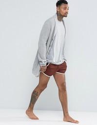 Трикотажные шорты-мини в спортивном стиле casual ASOS
