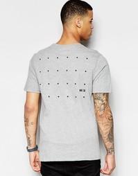 Серая футболка Nike SB Phillips 806075-063 - Серый