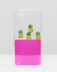 Чехол для iPhone 6/6s с ананасами Skinnydip - Мульти
