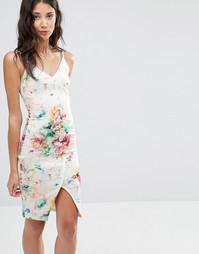 Платье миди Twin Sister - Spring haze