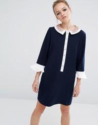 Платье Sister Jane - Темно-синий