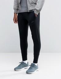 Черные зауженные джоггеры Nike TK 810560-010 - Черный