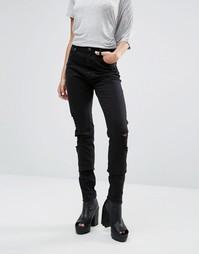 Облегающие джинсы Cheap Monday 34 - Черный 34