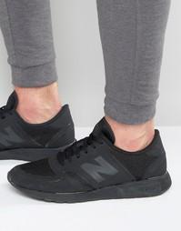 Черные кроссовки Free People Salt N Peppa MRL420TB - Черный New Balance