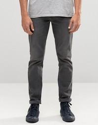 Темно-серые облегающие джинсы ASOS - Темно-серый