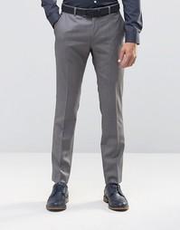 Зауженные брюки в строгом стиле Ben Sherman - Рыжий