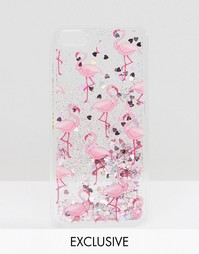 Чехол для iPhone 6/6s с блестками Skinnydip - Мульти