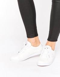 Белые кожаные премиум‑кроссовки Le Coq Sportif Agate - Белый