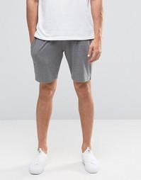 Трикотажные шорты Selected - Серый