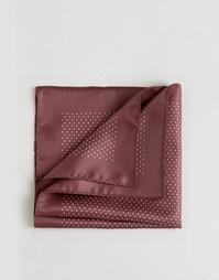 Платок для нагрудного кармана с точечным принтом Noose & Monkey