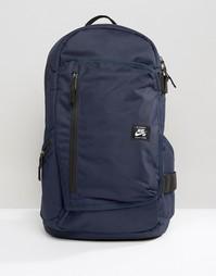 Синий рюкзак Nike SB Shelter BA5222-451 - Синий