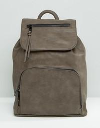 Рюкзак с карманом спереди ALDO - Серый