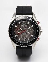 Часы на силиконовом ремешке Michael Kors MK9013 - Черный