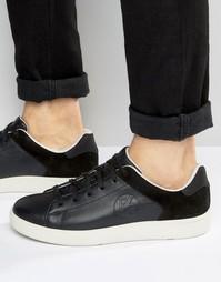 Кроссовки с логотипом Paul Smith Serge - Черный