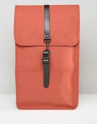 Рюкзак Rains - Красно-бурый