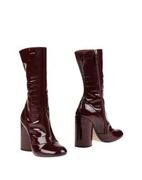 Красные Полусапоги и высокие ботинки Marc Jacobs