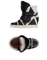 Высокие кеды и кроссовки Jean Michel Cazabat