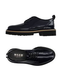 Обувь на шнурках Msgm