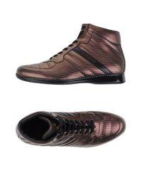 Высокие кеды и кроссовки A.Testoni