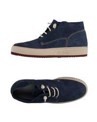 Синие Полусапоги и высокие ботинки Barleycorn