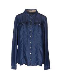 Джинсовая рубашка Burberry Brit