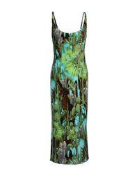 Платье длиной 3/4 Versace