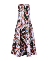 Длинное платье Mary Katrantzou