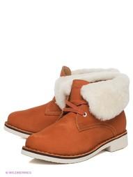 Оранжевые Ботинки Shoiberg