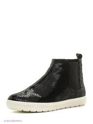 Черные Ботинки Caprice
