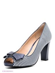 Разноцветные Туфли Moda Donna
