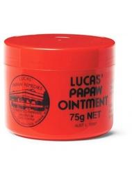 Бальзам для губ Lucas Papaw