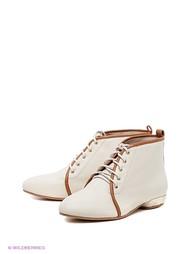 Бежевые Ботинки Basic Editions