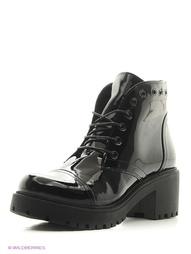 Черные Ботинки Roccol