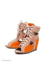 Разноцветные Ботинки KEDDO