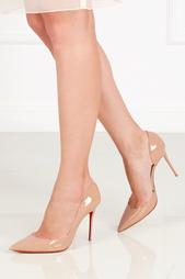 Туфли из лакированной кожи Iriza 100 Christian Louboutin