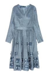 Платье силуэта new look Alena Akhmadullina