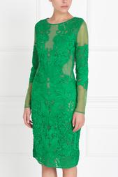 Платье из шелка и хлопка Asian Spirit