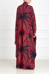 Шелковое платье Trovare Stella Jean