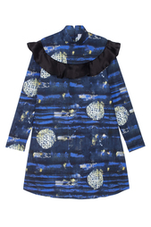 Хлопковое платье Tendere Stella Jean